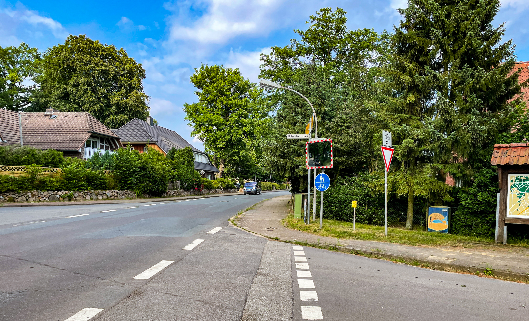 Kakenstorf: Wir wollen freie Fahrt auch ohne Auto: Sichere Rad- und Fußwege, die uns verbinden